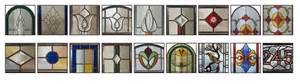 Leaded Glass Kitchen Cabinets 70mm casement window whiteline manufacturing ltd