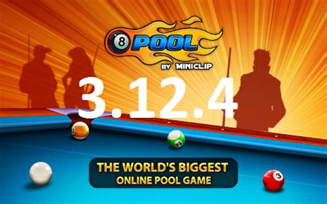 download 8 ball pool version 3.12.4 [free apk] games hackney