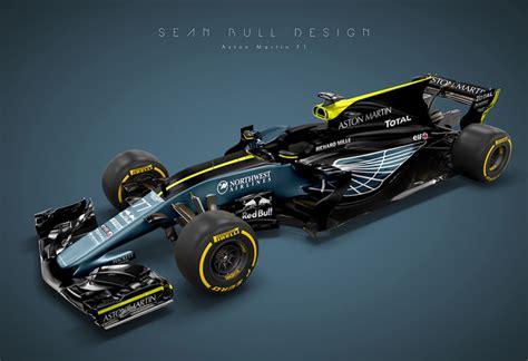 2019 Aston Martin Bull by F1 2018 Bull Racing In Zee Met Aston Martin Autowereld