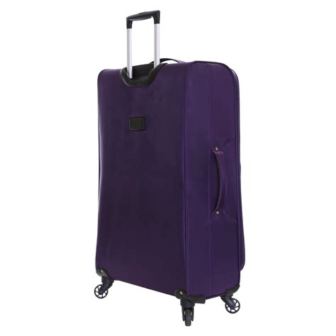4 wheeled cabin luggage lightweight 4 wheeled large cabin trolley luggage