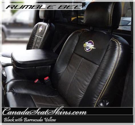 2004 dodge ram leather seats 2004 2005 dodge ram rumble bee leather upholstery