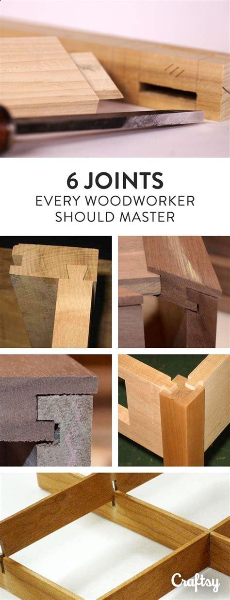 unique woodworking joints ideas  pinterest wood