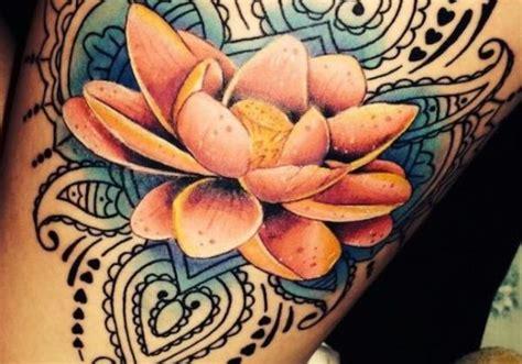 imagenes de flores egipcias significado de los tatuajes de la flor de loto uncomo