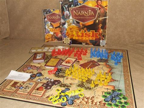 0007528094 the chronicles of narnia boxed the chronicles of narnia risk junior boxed and complete
