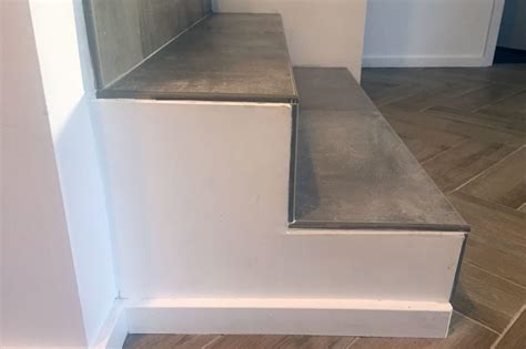 Designing Stairs by Tiling Stairs San Diego Marble Amp Tile