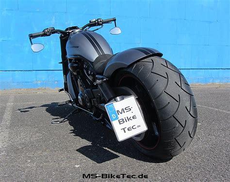 Motorradreifen Kosten by Reifen 260er 120er Metzeler Mit V Rod Rod Speial
