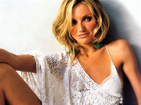 Cameron Diazs New by New Wallpipers Cameron Diaz