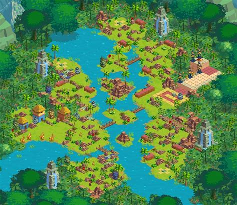 map world jungle golden jungle adventure world wiki fandom powered by wikia
