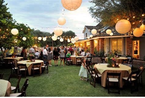 awesome simple home wedding ideas stylish simple home canvas events blog 187 garden party fun