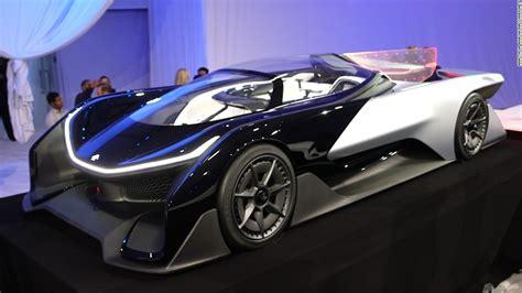 tesla supercar concept faraday future unveils concept supercar at ces 2016 jan
