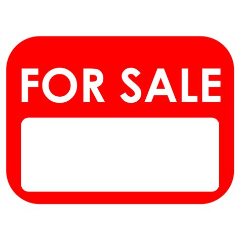 for sale for sale sign