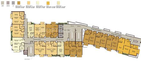 Chandra Layout Apartment Sale | 745 sq ft 1 bhk 1t apartment for sale in chandra modern