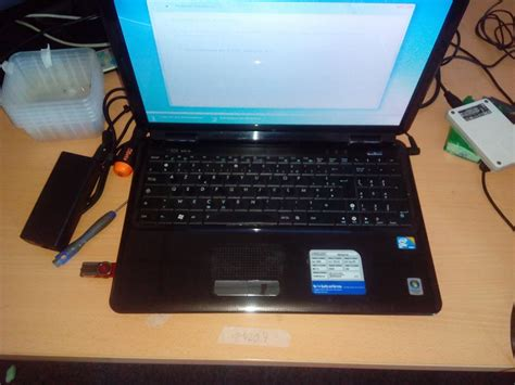 Asus Laptop Black Screen Fix asus x5dij repair reinstallation of windows 7 creative it laptop repair data