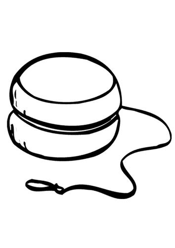 free coloring pages yoyo yoyo coloring pages 1