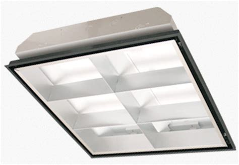 2x2 Fluorescent Light Fixtures Parabolic Fluorescent Light Fixtures Lightolier