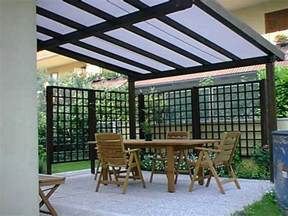 Awning Manual Terrace Rain Awning System Kover It Blog