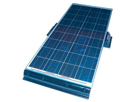 120 watt solar rooftop kit