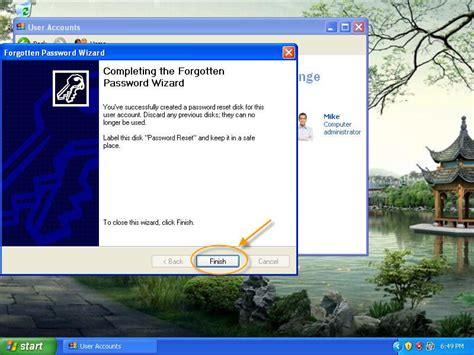 create password reset disk xp make a windows xp password reset disk english learning
