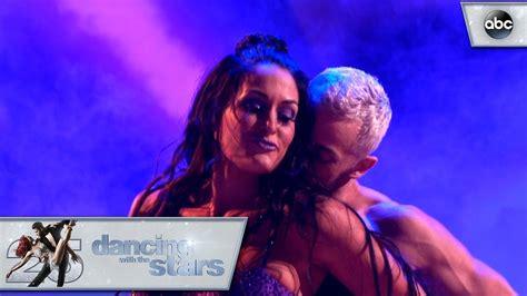 nikki bella necklace nikki and artem s samba dancing with the stars youtube