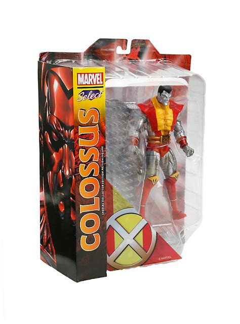 Colossus Marvel Select Toys Figure marvel select colossus figure topic