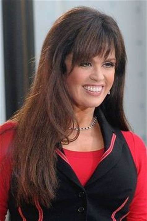 how to cut hair like marie osmond pinterest the world s catalog of ideas