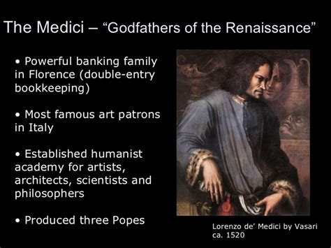 the medici godfathers of the renaissance europe 1400 1500