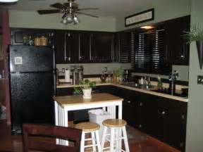 Painting Kitchen Cabinets Dark Brown painting kitchen cabinets dark brown