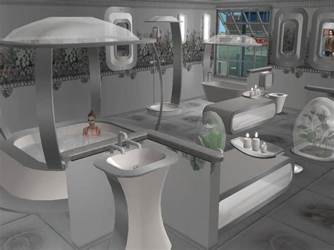 futuristic school desk futuristic pinterest parsimonious the sims 2 furniture objects aliens