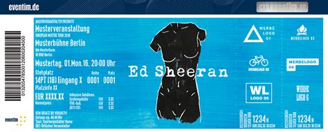 ed sheeran us bank tickets tickets f 252 r ed sheeran in m 220 nchen am 20 03 17