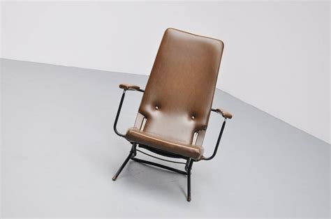 adjustable armchairs french adjustable lounge armchair prouve 1950 for sale
