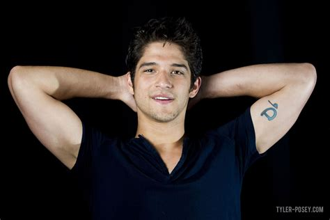 tyler posey tattoo posey guys