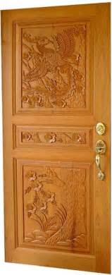 Wooden Door Designs by Latest Kerala Model Wood Single Doors Designs Gallery I