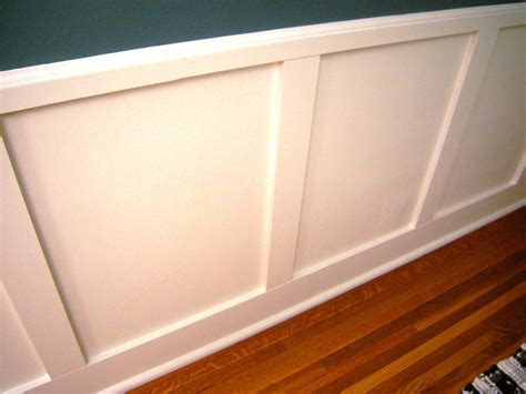 Easy Wainscoting Panels how to install recessed panel wainscoting wainscoting diy network and wood paneling