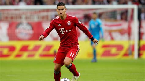 bayern munich opt    james rodriguez fox sports