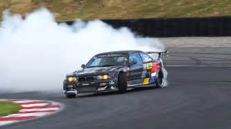 Bmw Drifting Audi Powered Bmw E36 Drift 786whp