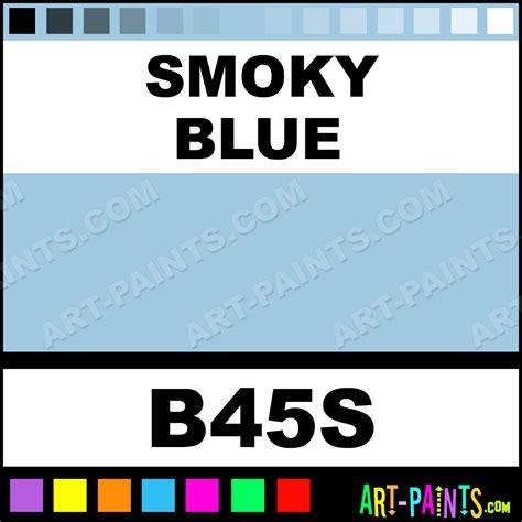 smoky blue sketch markers paintmarker marking pen paints b45s smoky blue paint smoky blue