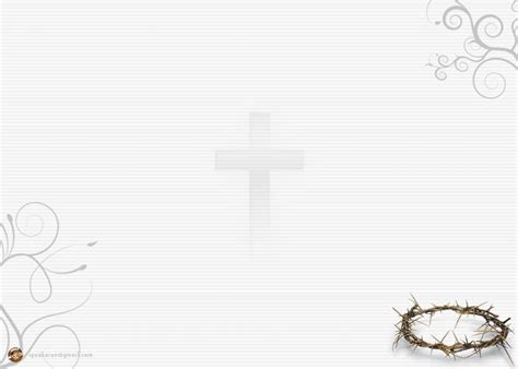 Easter Christian Ppt Backgrounds Easter Christian Christian Ppt Template