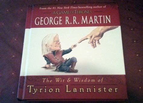 the wit wisdom of tyrion lannister an 225 lisis libro the wit and wisdom of tyrion lannister
