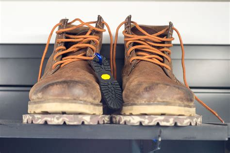 shoe sole repair vibram s custom rv will resole your boots for cheap