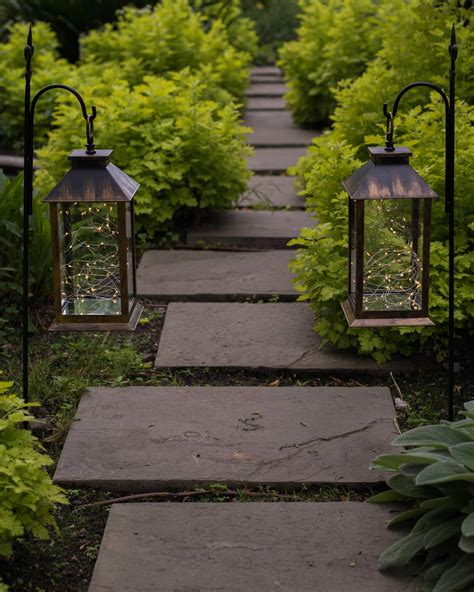 hton bay solar path lights 6 pack led pathway lights 28 images led solar pathway
