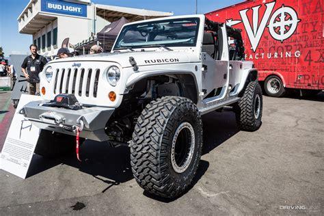 Evolution Of The Jeep Wrangler 2016 Road Expo Where Trucks Are King Drivingline