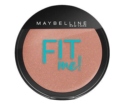 Blush On Maybelline Fit Me fit me blush proporciona uma apar 234 ncia suave e
