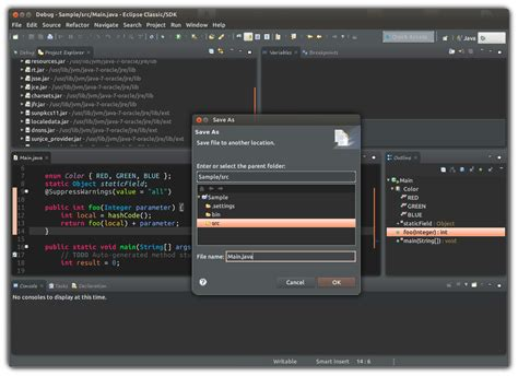 eclipse theme complete eclipse ide for java full dark theme stack overflow