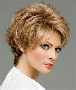 2015 stylish short hairstyles for women over 50 age photos