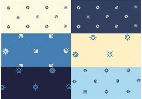 nautical pattern vector free vector nautical pattern set download free vector