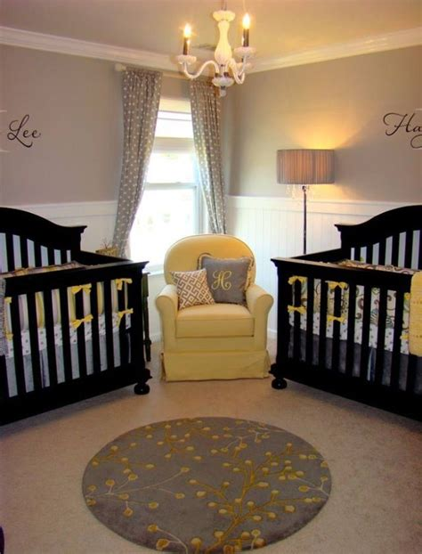 twin baby bedroom twins baby room baby accessories pinterest in the