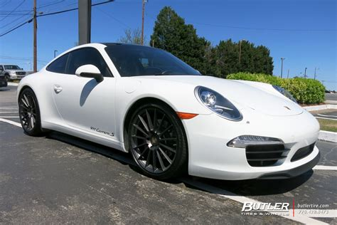 Porsche 911 Tires by Porsche 911 Custom Wheels Hre Ff15 20x Et Tire Size