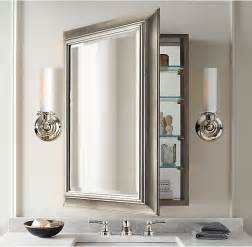 built in mirrored medicine cabinet best 25 medicine cabinet mirror ideas on