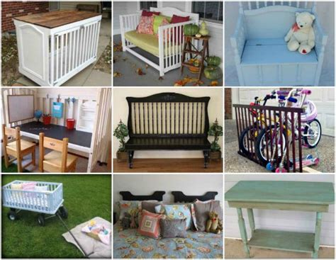 Repurpose Crib by 19 Genius Ways To Repurpose Cribs For Your Home