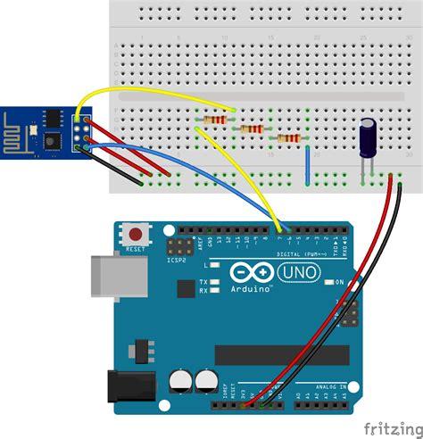 esp8266 wiring schemas yet another arduino